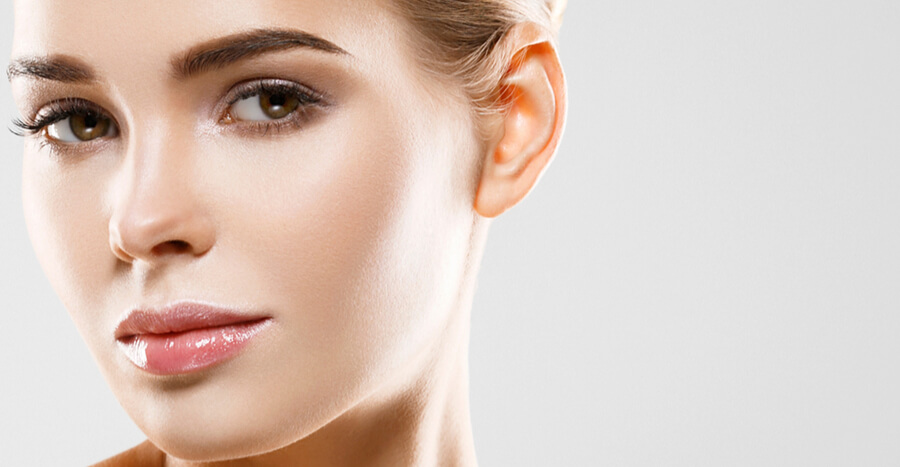 What you will look like after Dermaplaning!